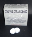 Cleaning Tablets (X1 machine only)