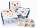 Kiki Smith 6 Cappuccino Cup Gift Set
