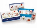 Kiki Smith 2 Espresso Cups + Coffee Gift Set