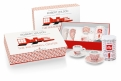 Watermill Center 2 x Espresso Cup Gift Set (inc. 250g ground coffee)