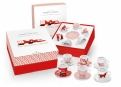 Watermill Center 6 x Cappuccino Cup Gift Set