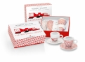 Watermill Center 2 x Cappuccino Cup Gift Set from EspressoCrazy.com
