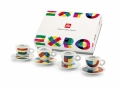 illy Expo 2015 4 Cappuccino Cup Gift Set from EspressoCrazy.com