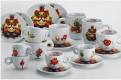 Foody 4 Cappuccino Cup Gift Set