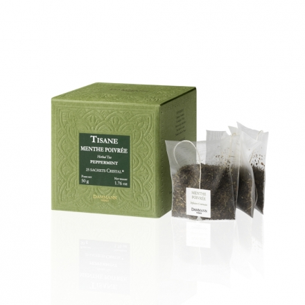 Dammann Peppermint Tea