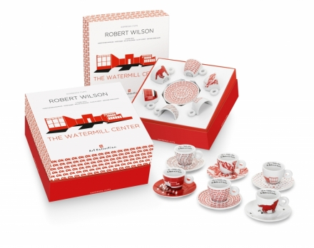 Watermill Center 6 x Espresso Cup Gift Set